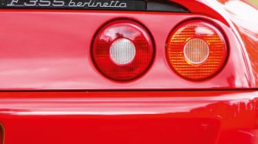 Ferrari F355 – rear light close up