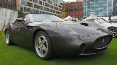 City Concours - Ferrari 550 GTZ
