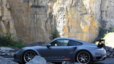 Gemballa GT Concept - side