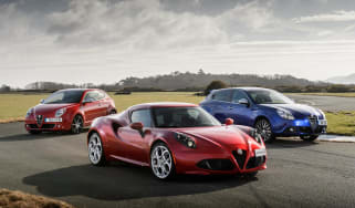 Alfa Romeo's ambitious model growth