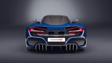 Hennessey Venom F5 rear