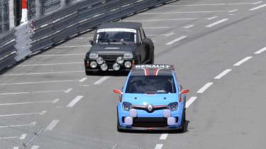 Renault TwinRun Renault 5 Turbo Maxi