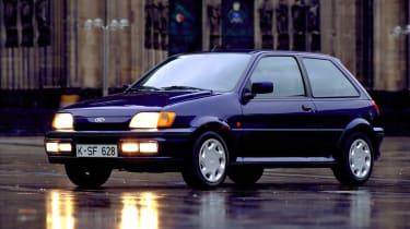Ford Fiesta XR2i: UK's best selling car ever