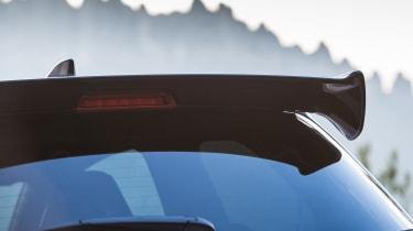 Toyota Yaris GRMN – spoiler