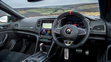 2021 Renault Megane RS300 DCT - interior