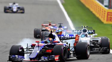 F1 Spa 2017 - Williams