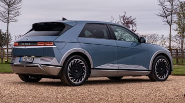 Hyundai Ioniq 5 rear