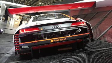 R8 LMS - rear