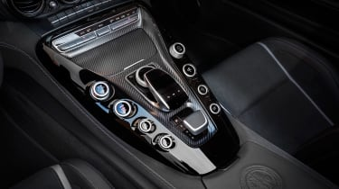 Mercedes-AMG GT C Roadster - centre console