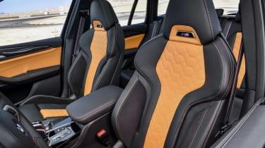 BMW X3M - seats