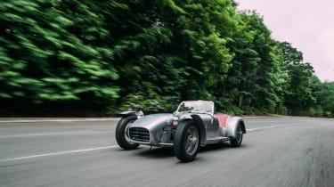 Lotus Seven Series 1 - Front