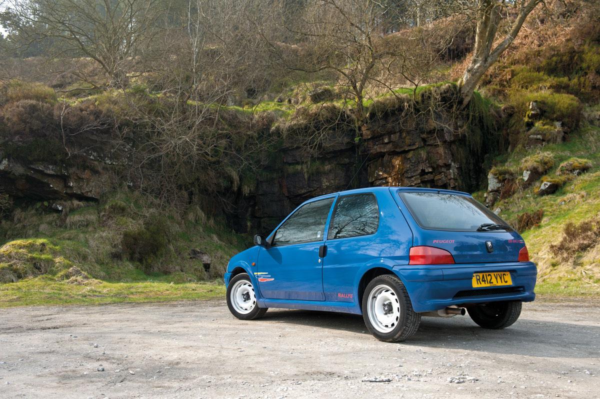 Peugeot 106 Rallye Buying Guide Evo