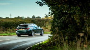 Alpina B3 Touring – rear