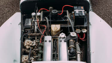 Lotus Seven SS Twin Cam - Engine
