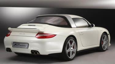 Ruf Roadster - Porsche 911 Targa alternative