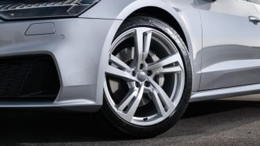 Audi A7 Sportback TDI alloy wheel