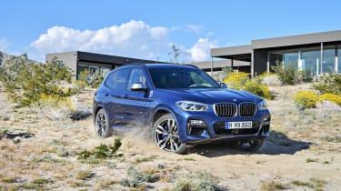 BMW X3 M40i - driving