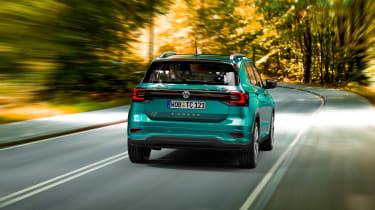 Volkswagen T-Cross revealed -