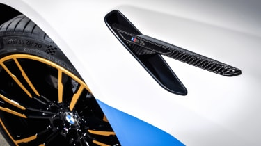 BMW M5 M Performance parts - wing