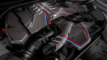 BMW M5 F90 - M Performance parts engine cover