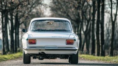 Alfa Romeo GTA Sprint 1300 Junior - rear