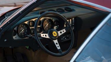Ferrari Daytona Bill Harrah - interior