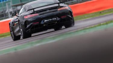Mercedes-AMG GT R - Rear