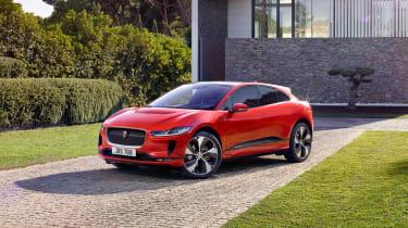 Jaguar i-Pace - front quarter