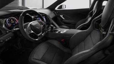 Chevrolet Corvette ZR1 convertible – interior