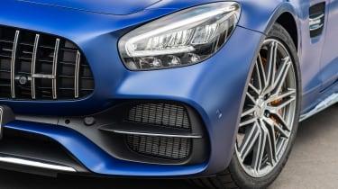 Mercedes-AMG GT C light