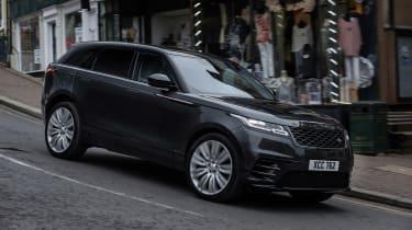 2021 Land Rover Range Rover Velar – nose city