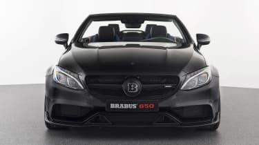 Brabus 650 Cabrio front