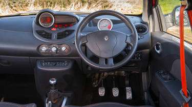 Renault Sport Twingo 133 – driver side