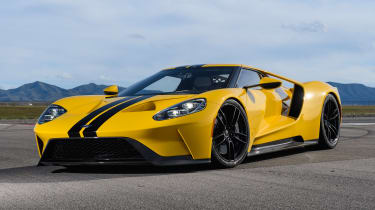 Ford GT - front three quarter