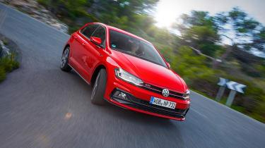 Volkswagen Polo GTI – cornering