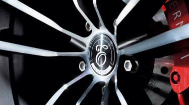 Eterniti Artemis alloy wheel