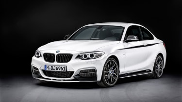 BMW announces 2-series M Performance