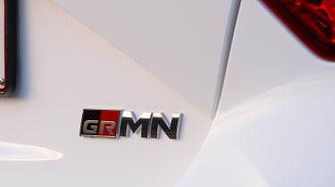 Toyota Yaris GRMN – badge