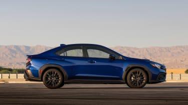 All-new 2022 Subaru WRX – side