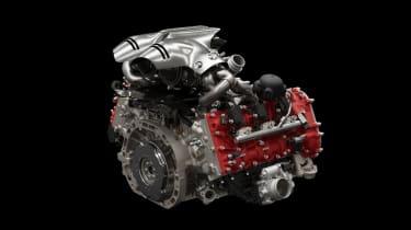 2022 Ferrari 296 GTB – engine 2