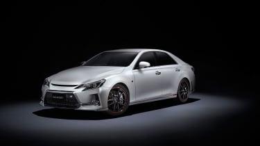 Toyota Mark X GR SPORT - front quarter