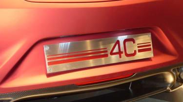 Geneva 2011: Alfa Romeo 4C Concept