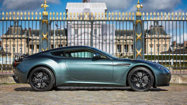 Aston Martin V12 Zagato Coupe – side