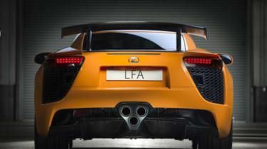 Lexus LFA laps the Nurburgring in 7:14