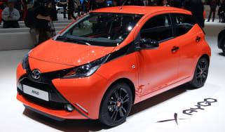 New Toyota Aygo revealed: Geneva 2014