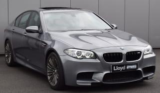 BMW M5 F10 – front quarter