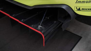 2018 Aston Martin Vantage GTE – diffuser