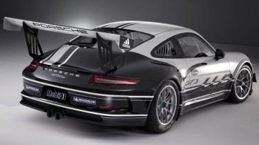 Porsche 911 GT3 Cup car 991
