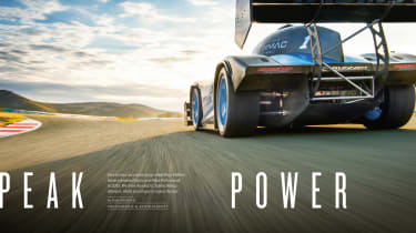 evo issue 233 - Rimac hill climb