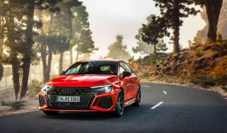 2021 Audi RS3 Sportback –front tracking